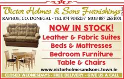Victor Holmes & Sons Furnishings