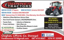 Bonner Tractors