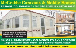 McCrabbe Caravans & Mobile Homes
