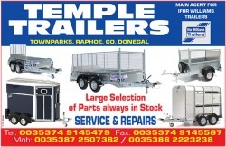 Temple Trailers for sale