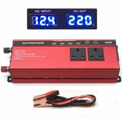 5000w power inverter DC 12v to AC 220v