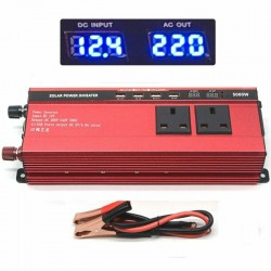 5000w power inverter DC 12v to AC 220v