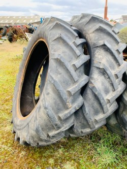 Tractor Tyres (2). 13.6 36.