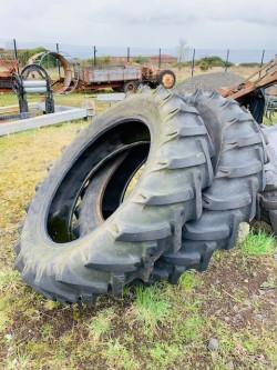 Tractor Tyres (2). 13.6 38.