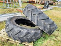 Tyres (2). 16.9 34. 35% tread.