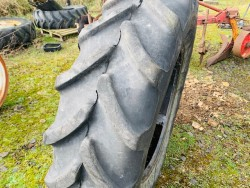 Tractor Tyre. Single.