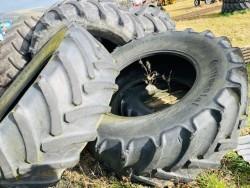 Tyres. 12.4 11 32. 25% tread.