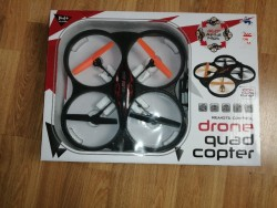 Remote Control Drone Quad Copter Brand New (Never Opened)