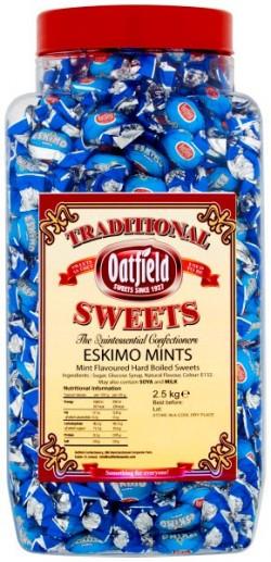 Oatfield Eskimo Mints 100g