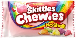 Skittles Chewies No Shell Small Bag
