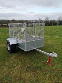5x3' quad/sheep trailer
