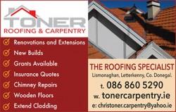 Toner Roofing & Carpentry