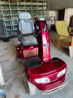 Shoprider Sovereign mobility scooter