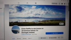 Prize home Arranmore Island, Donegal