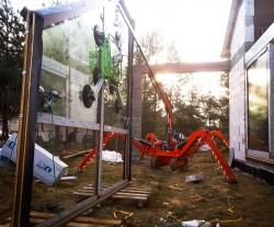 mini cranes TB 3500