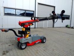 manipulator/robot for glass assembly XC 600