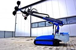 manipulator/robot for glass assembly XGR 800