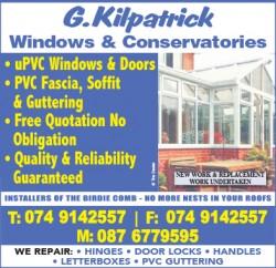 G.Kilpatrick Windows &Conservatories