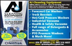 AJ Cleaning Equipment