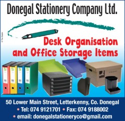 Donegal Stationery Company Ltd.