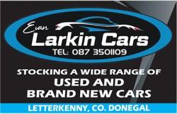 Evan Larkin Cars