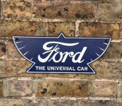 Ford Sign - Cast Iron