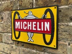 Michelin Sign - Cast Iron