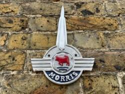 Morris Wall Sign