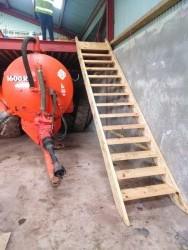 Builders stairs