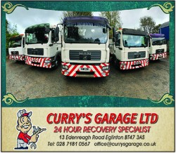 Curry's Garage Ltd.