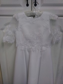 First Communion dress/or occasions