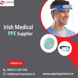 Irish Medical PPE Supplier