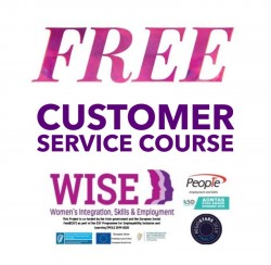 FREE online Customer Service course (t&cs apply)