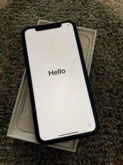 iPhone 11 with Otterbox cases