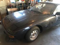 Wanted Porsche 924