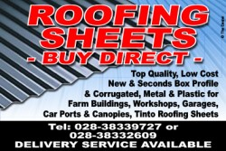 Roofing Sheets - Buy Direct