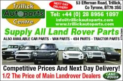 Trillick Autoparts Centre