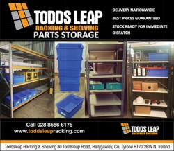 Todds Leap Racking & Shelving
