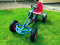 Berg Go Kart With Extra Seat, Great For Kids Of All Ages