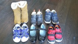 Clarks Shoes and Runners