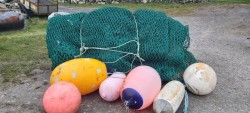 Trawling Gear for sale and Buoys