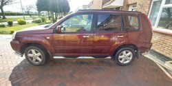 (Wanted) Nissan X-Trail 2.2 Dci (non runner, damaged etc.)
