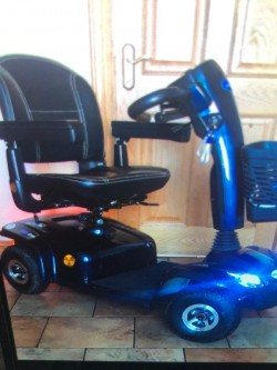 Incare Leo Mobility Scooter.