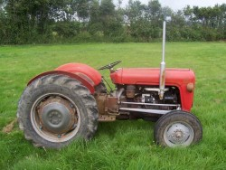 Old tractor wanted