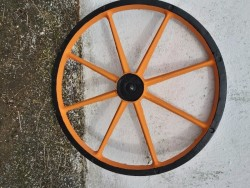 Ornamental wheels