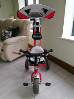 Raygar Kiddo Trike 4 in 1