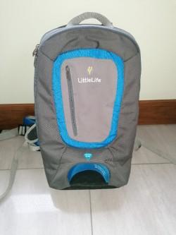 Little Life Traveller Child Carrier