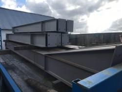 Steel Frame Building