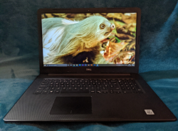 "Dell laptop 17,3"" under warranty"