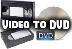 Video to DVD (VHS to Digital) Conversion & Restoration